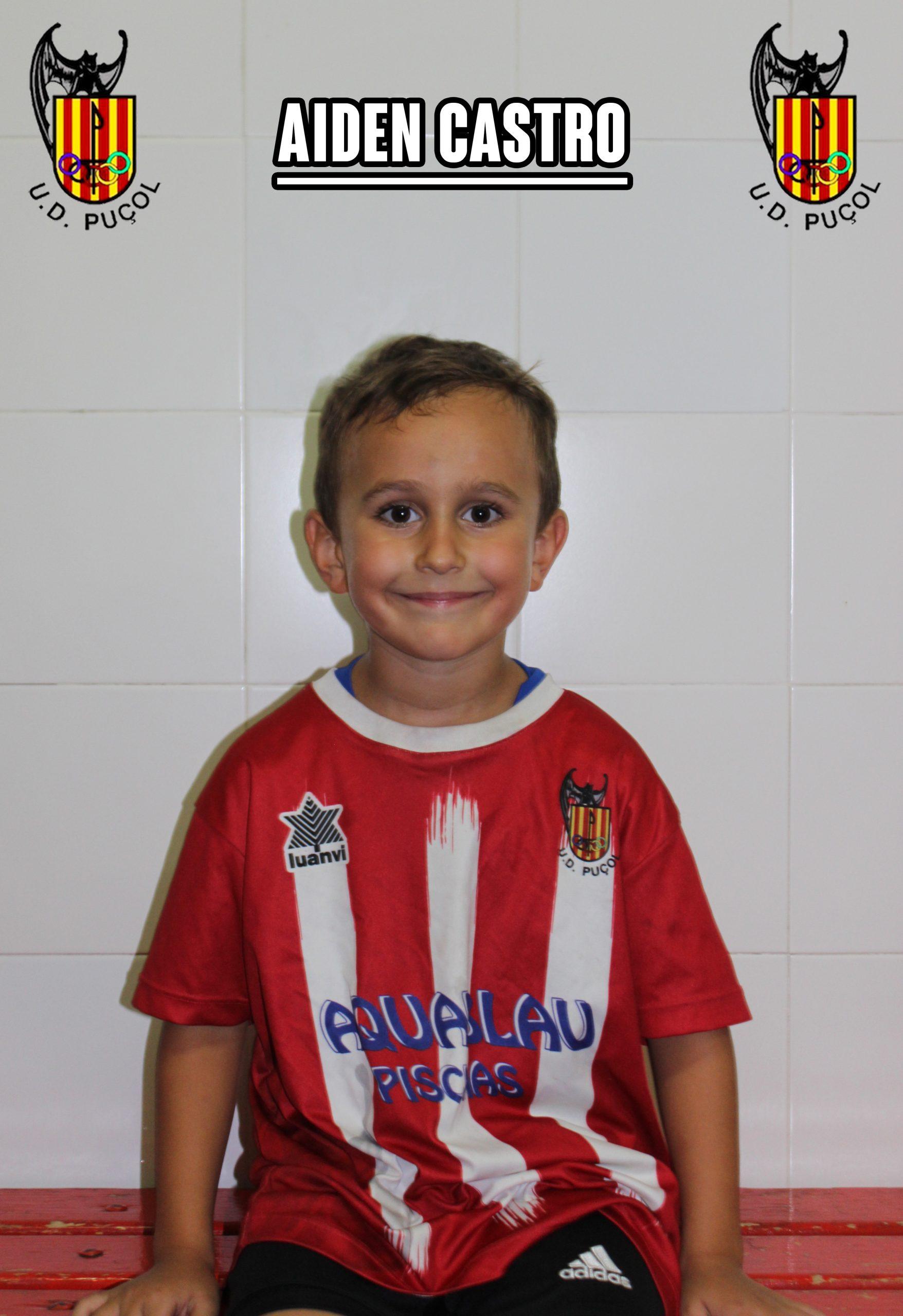 Aiden Castro