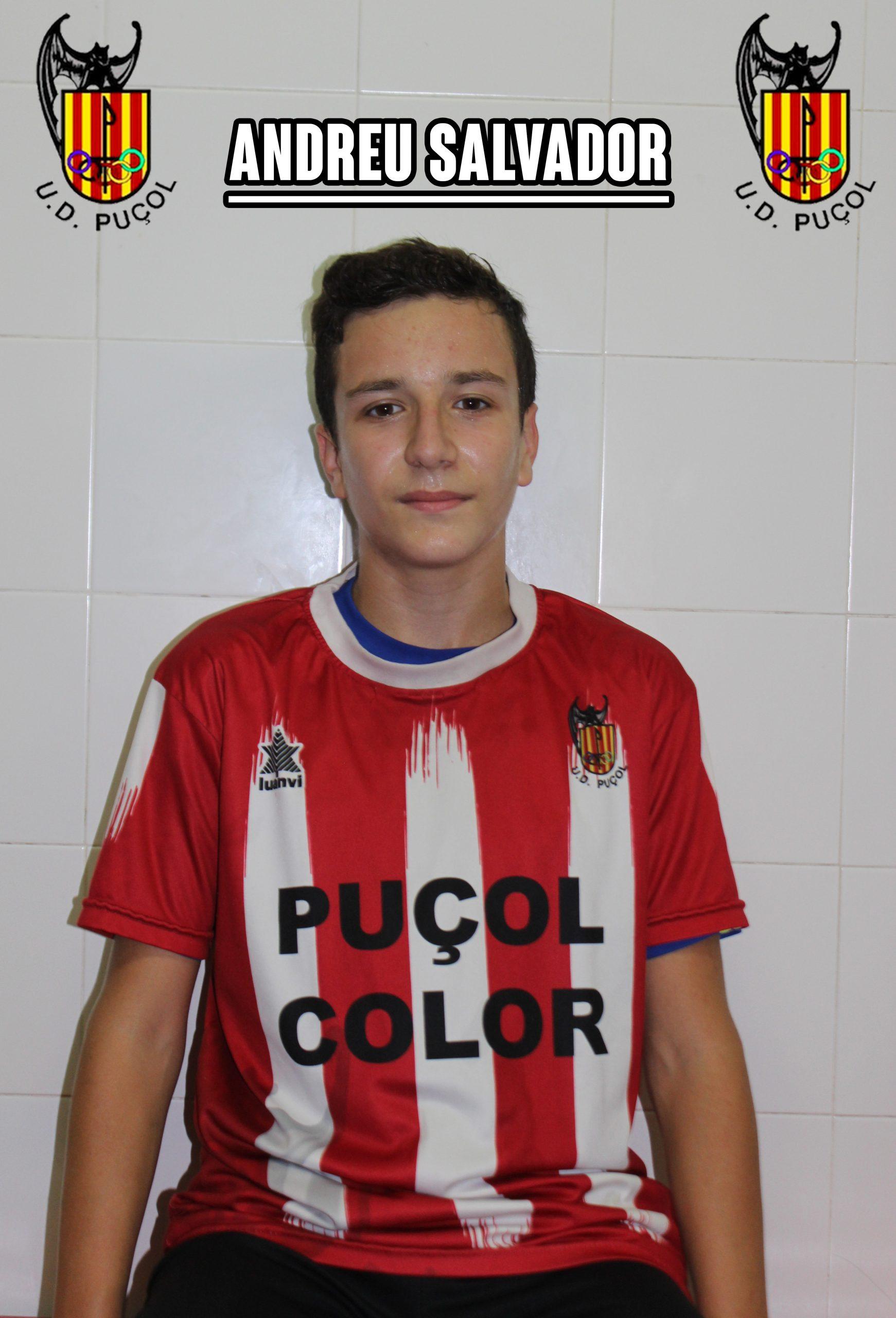 Andreu Salvador