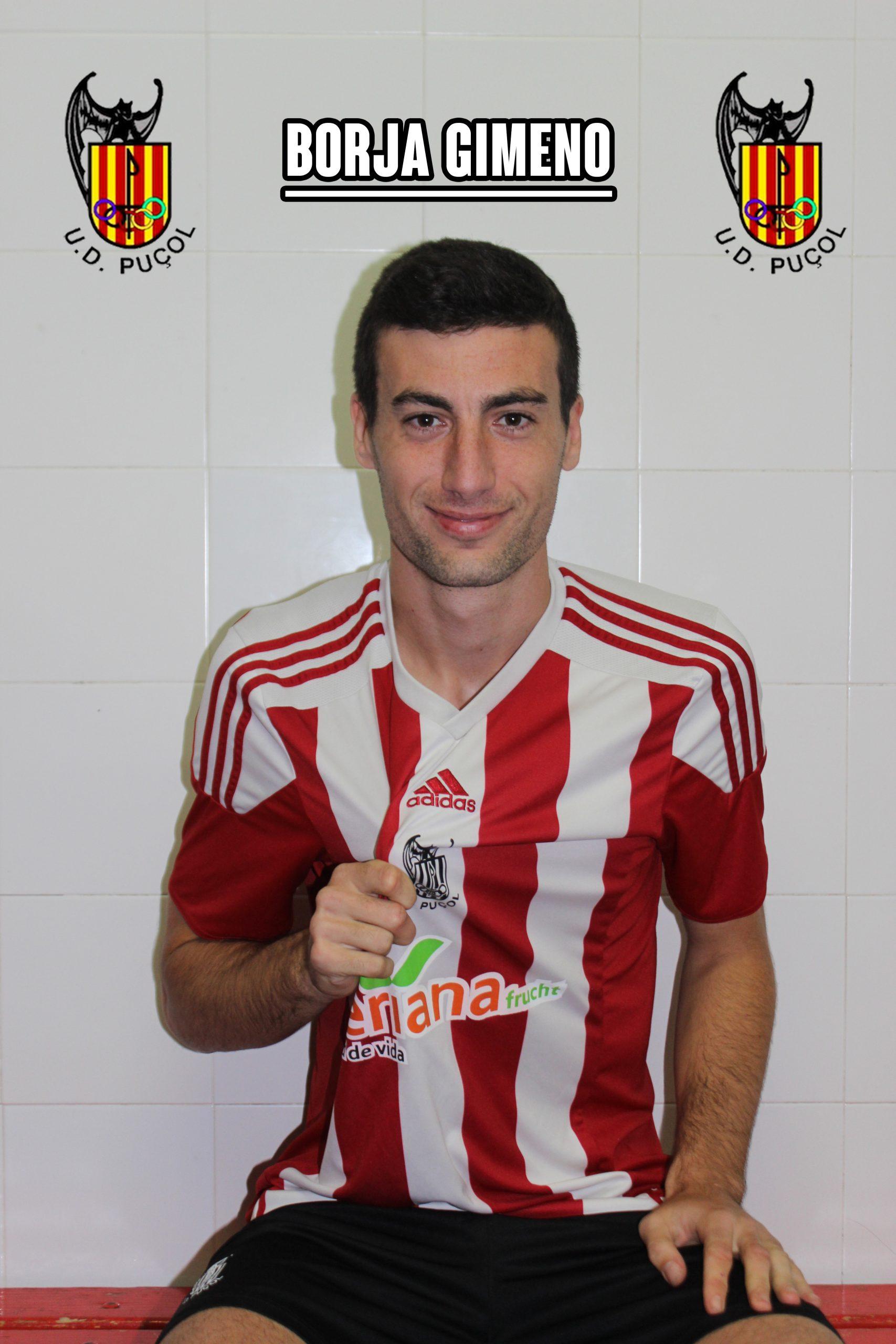 Borja Gimeno