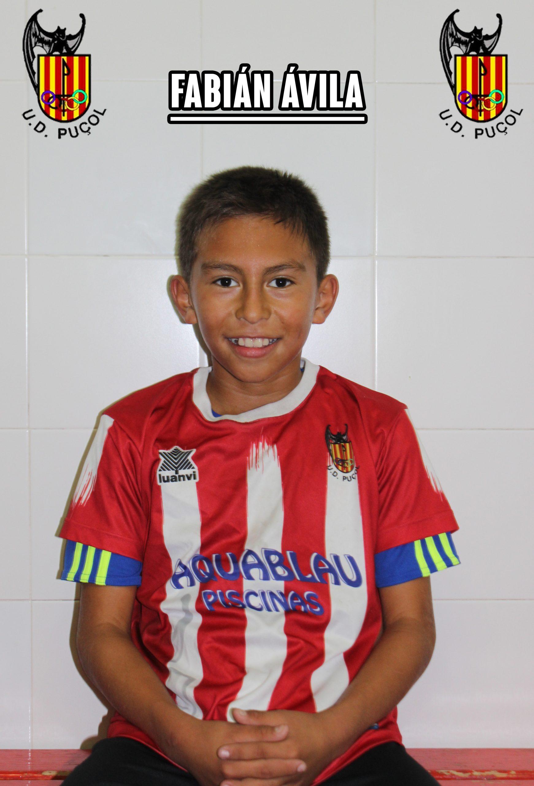 Fabián Ávila