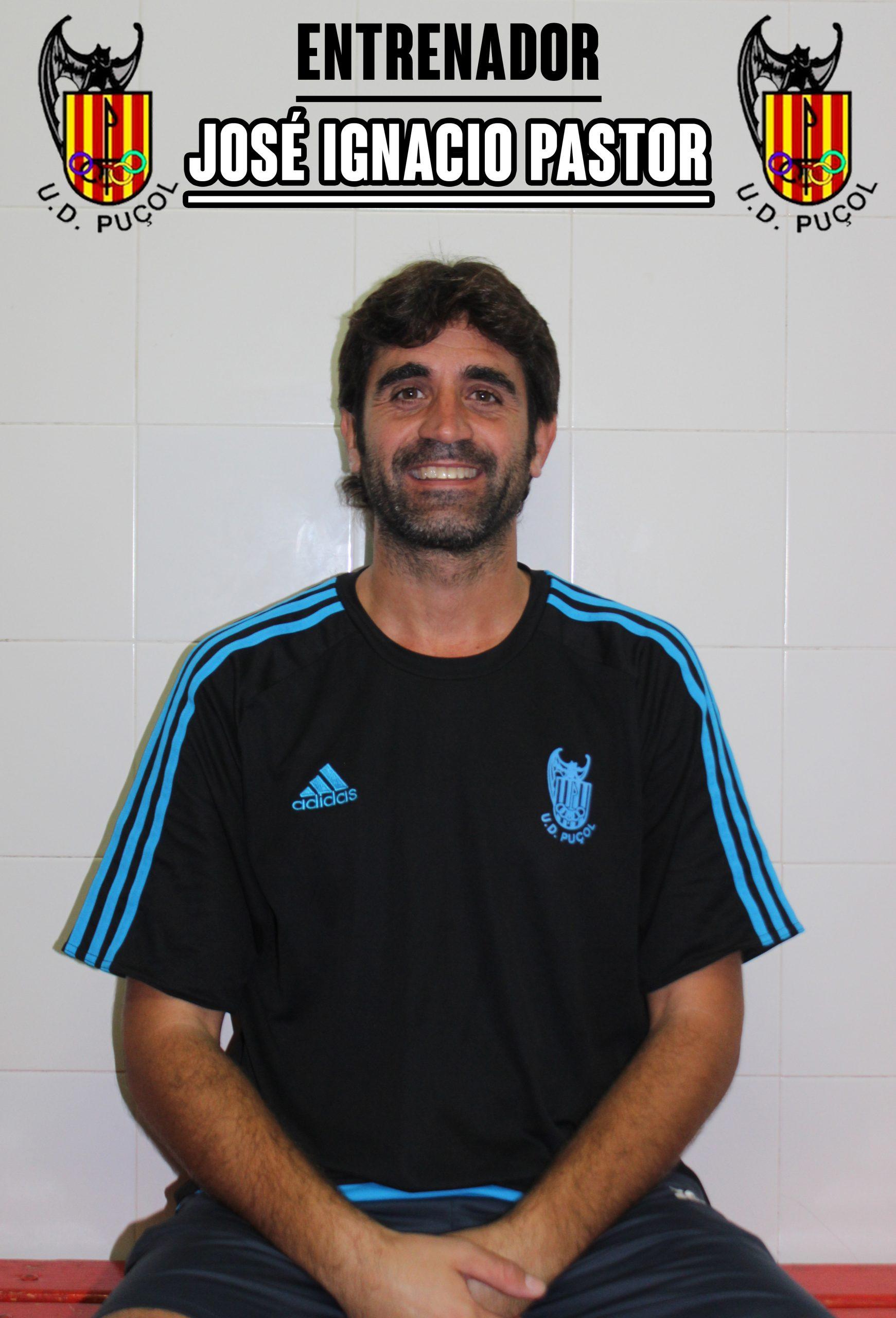 José Ignacio Pastor Entrenador