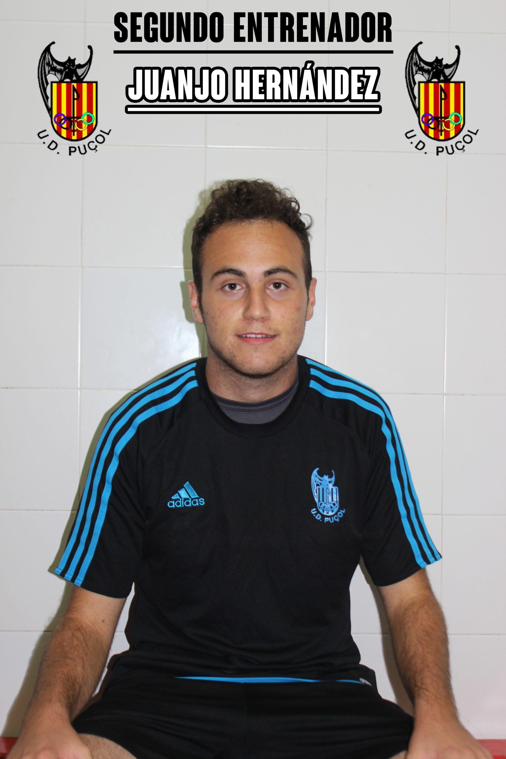 1_Juanjo_Hernández_Segundo_Entrenador