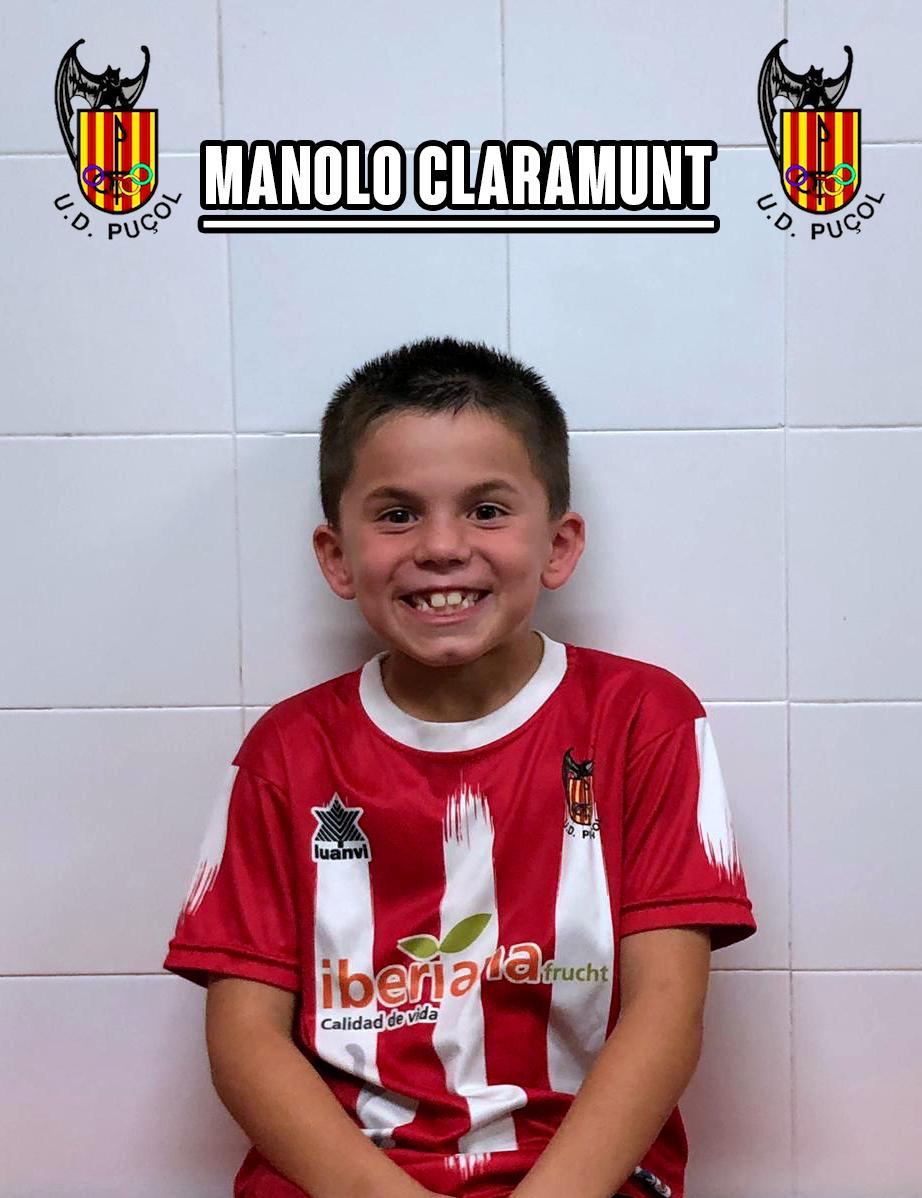 Manolo Claramunt
