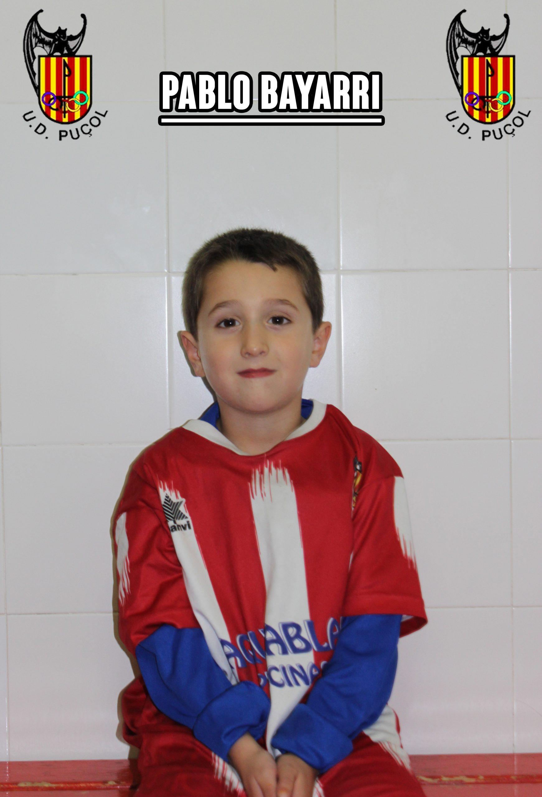 Pablo Bayarri