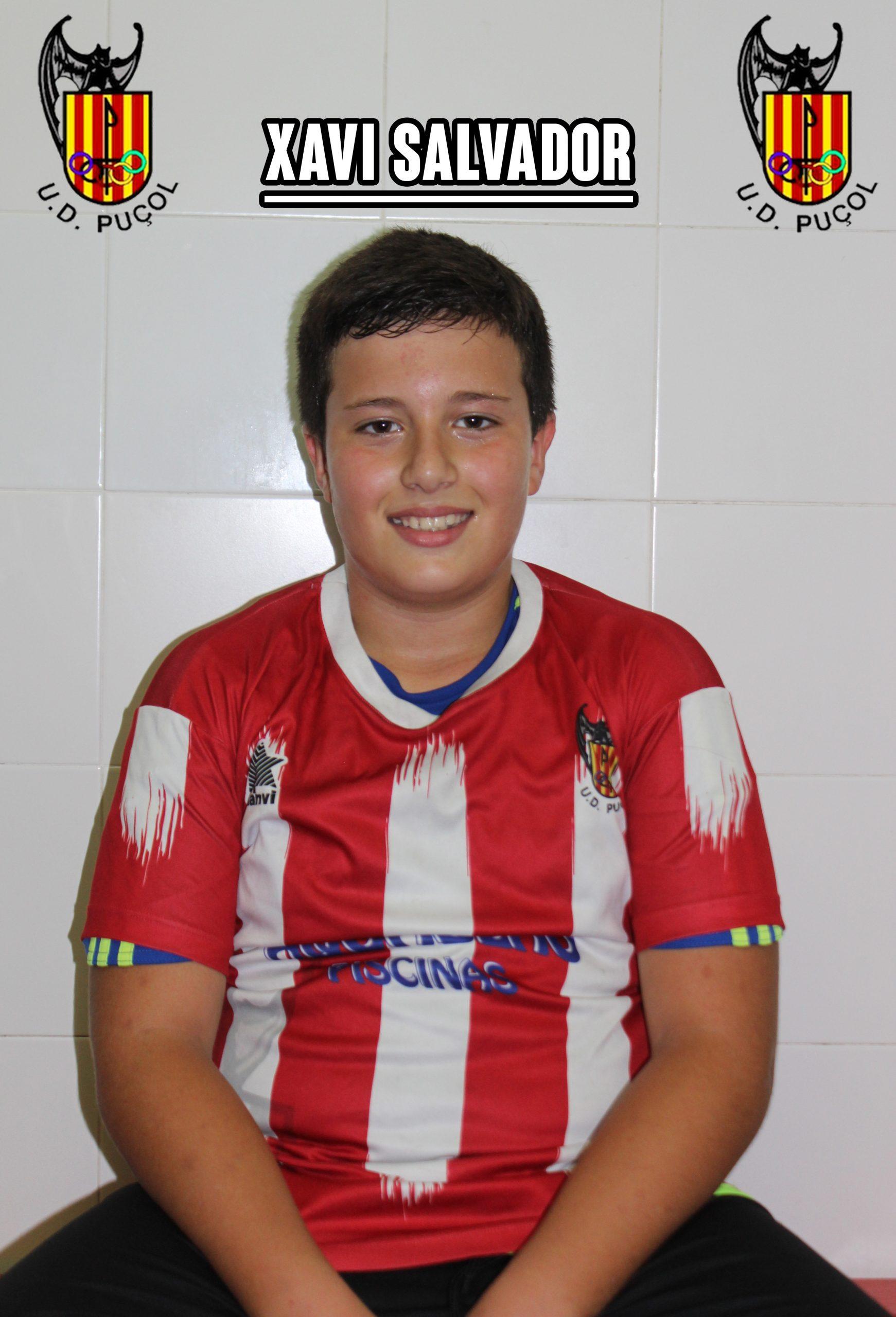 Xavi Salvador